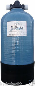 """Water Filter (Up flow or down flow) Carbon 9""""X18"""" Portable-RV, cabin, 5 gpm flow"""