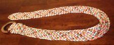 """SALE!  Pastel Braided Lattice Weave Women's Belt Approximately 36 1/2"""", Belts"""