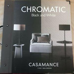 Casamance - Chromatic - Wallpaper Sample Book