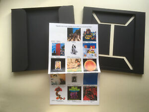 """BEATLES """"LET IT BE"""" BOX SET REPLACEMENT INNER TRAYS & POSTER FREE UK POST"""