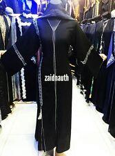 Women open front abaya.dress . saudi abaya japanese Neda/linen.New Arrival 2017