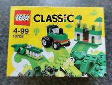 LEGO Classic Green bricks 10708 NEW