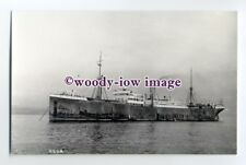 c1277 - Elder Dempster Line Cargo Ship - Egba - photograph by Clarkson