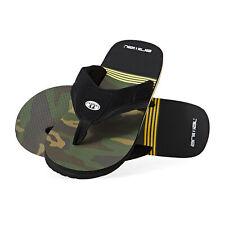 Animal Jekyl Swim Footwear Flip Flops - Black All Sizes