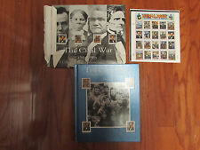 The Civil War 1861-1865: A collection of U.S. Commemorative Stamps