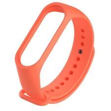 For Xiaomi Mi Band 4 3 Silicone Wrist Strap Bracelet Replacement Watch band Dw