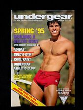 Undergear Catalog - Spring 1995 - Vintage Mens Fashion