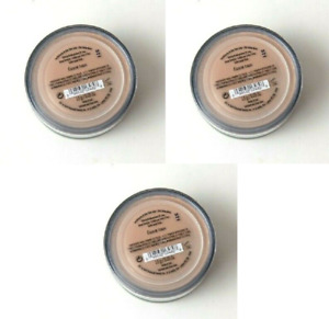 bareMinerals Faux Tan All-Over Face Color, 0.05 oz (Pack of 3)
