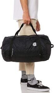 Herschel Ultralight 30L Duffle Duffel Bag Packable L Black New