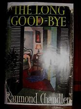 Raymond Chandler The Long Good-Bye First UK Edition Hamish Hamilton 1953