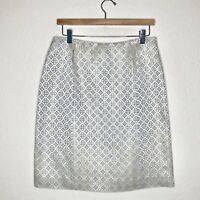 Jones New York Women's Size 8 Pencil Skirt Career Dress Skirt Lined