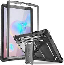 For Samsung Galaxy Tab S6 10.5 2019 Case Rugged Unibody Bumper Kickstand Cover