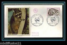 1973/FRANCE-FDC/*RATON LAVEUR-GUADELOUPE**OBL.971.BASSE-TERRE/TIMBRE/Y.T..1754