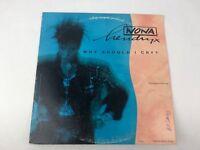 """Nona Hendryx Why Should I Cry? USA 12"""" vinyl single record (Maxi) promo"""