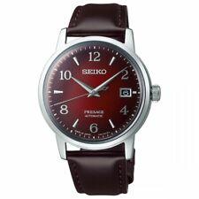全新現貨 SEIKO Presage Negroni雞尾酒扭索紋機械錶 SARY163 *HK*