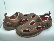 SPERRY TOP SIDER MENS CABO COLLECTION BROWN BOAT SHOES SIZE 12M EUC