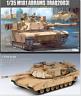 Academy #13272 M1A1 ABRAMS IRAQ2003 2CH RC Motorized Tank 1/35 Military Armor