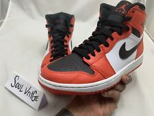 AIR JORDAN 1 RARE AIR ORANGE SIZE 8.5 USED!