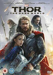 Thor: The Dark World [DVD] [2013][Region 2]