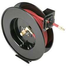 "Mountain Automatic Retracting 1/2"" x 50'  Air and Water Retractable Hose Reel"
