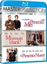 Blu Ray TI PRESENTO I MIEI - La Trilogia Collection - (Box 3 Dischi) ......NUOVO