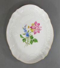 Schälchen 14,5 cm Teller Meissen Porzellan
