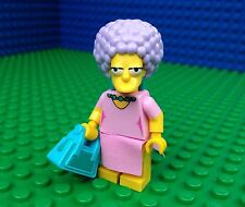 Lego 71009 The Simpsons Series 2 PATTY BOUVIER Handbag Dress Minifig Minifigure