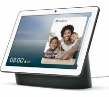 GOOGLE Nest Hub Max - Charcoal - Currys