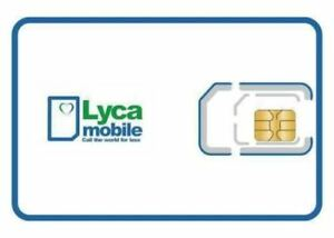 VIP GOLD NUMBER ON LYCAMOBILE ONLY £6 EACH