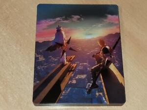 Final Fantasy VII Remake Intergrade Limited Steelbook Case Only G2 (NO GAME)