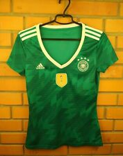 Germany women soccer jersey small 2019 away shirt BR3149 football Adidas