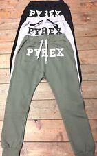 Pantaloni tuta unisex Pyrex originale PY28314 cavallo basso pantapolsino P/E2018