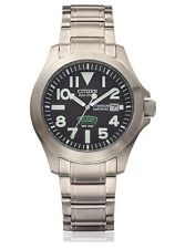 Citizen BN0110-57E Royal Marines Commando Titanium Eco-Drive Bracelet Watch