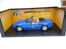 GATE Mazda MX-5 / Miata (blau - metallic) 1:18 Mint RARE!!
