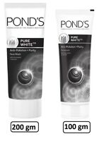 Pond's Pure White Anti Pollution With Activated Charcoal Facewash
