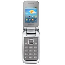 Samsung GT-C3590 Silver Unlocked 3G Free shipping