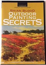 Brian Blood: Outdoor Painting Secrets - Art Instruction DVD