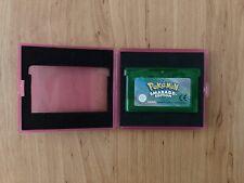 Pokémon: Smaragd-Edition (Nintendo Game Boy Advance, 2005)