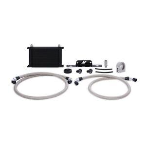 Mishimoto Black Oil Cooler Kit for 2010-2015 Chevrolet Camaro SS 6.2L