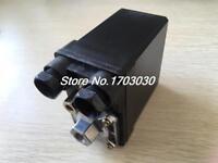 Air Compressor Pressure Switch Control Valve 380V 20A 175PSI 1 Port 3 Phase