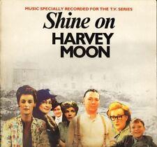 SHINE ON HARVEY MOON tv series soundtrack IMG 0003 uk images 1982 LP PS EX/EX
