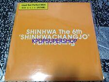 Shinhwa Changjo 6th Fanclub Meeting Fanmeeting Video CD Great Cond.Very Rare OOP