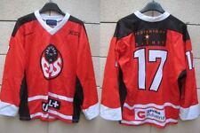 Maillot Hockey porté JAAKIEKKO EPS Finlande worn shirt BOOMI # M
