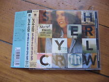 CD SHERYL CROW - TUESDAY NIGHT MUSIC CLUB / imp. japon avec OBI / excellent état