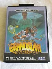 Sega Mega Drive - Grandslam The Tennis Tournament (gebraucht)