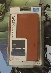 Nintendo Ds Hard Travel Case Red Brand New Sealed