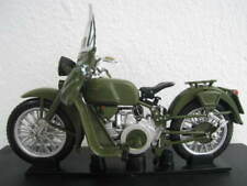 Moto Guzzi Falcone 500  1967  Carabinieri  Maßstab 1:24  NEU  OVP