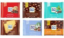 Ritter Sport Chocolate Bars 100g Marzipan Hazelnut Peppermint Biscuit Coconut Al