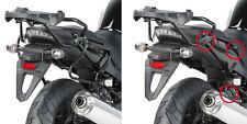 GIVI PLXR208 PORTAVALIGIE LATERALI V35 PER HONDA CBF 1000 2010 2011 2012
