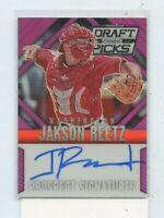 JAKSON REETZ 2014 Panini Prizm Perennial Draft Picks Prospect Auto #D /149